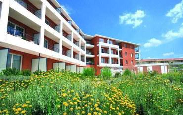 普罗旺斯地区艾克斯酒店公寓住宿:舒适艾克斯拉杜拉娜公园&套房