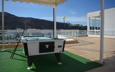 大加那利岛酒店公寓住宿:特拉扎玛阳光套房