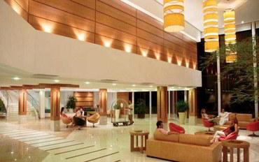 伊瓜苏瀑布酒店公寓住宿:瑞坎托卡塔拉塔斯温泉度假村