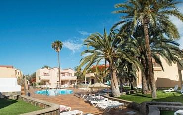 大加那利岛酒店公寓住宿:考拉花园套房