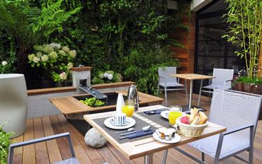 比亚里茨酒店公寓住宿:库吉别墅