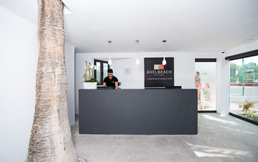 大加那利岛酒店公寓住宿:阿克赛尔海滩玛斯帕洛马斯-公寓及休息室俱乐部