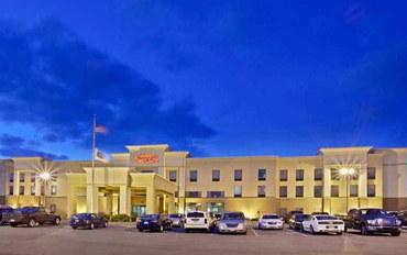 代顿(俄亥俄州)酒店公寓住宿:斯普林伯勒欢朋套房