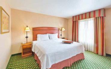 加州酒乡酒店公寓住宿:索诺马县罗内特公园恒庭套房