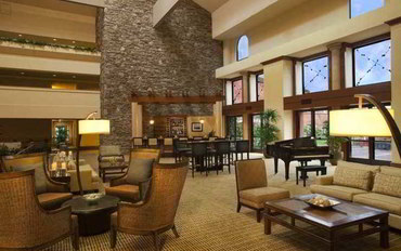 加州酒乡酒店公寓住宿:索诺玛韦恩县希尔顿逸林度假村