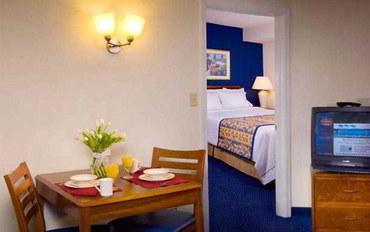 哥伦比亚(马里兰州)酒店公寓住宿:哥伦比亚原住客栈