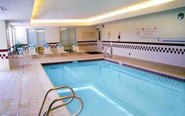 科罗拉多斯普林斯酒店公寓住宿:科罗拉多斯普林斯北万豪住宅客栈