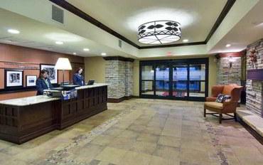 科罗拉多斯普林斯酒店公寓住宿:科罗拉多春季/I-25南汉普顿套房