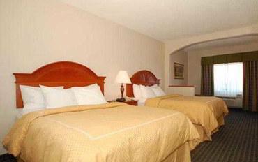 俄克拉何马城酒店公寓住宿:康福特套房