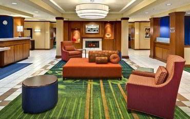 里诺酒店公寓住宿:里诺斯巴克斯费尔菲尔德套房