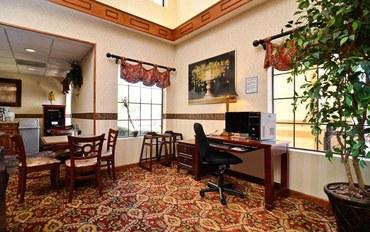 梅肯县酒店公寓住宿:贝斯特韦斯特白普理套房