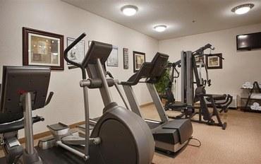 斯帕坦堡酒店公寓住宿:山麓贝斯特韦斯特优质套房