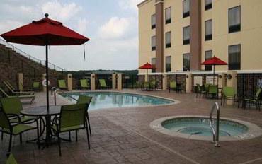 塔尔萨酒店公寓住宿:塔尔萨/塔尔萨山汉普顿套房