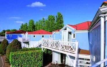 拉罗谢尔酒店公寓住宿:维拉奇罗切尔马兰公园套房