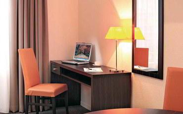 图瓦里酒店公寓住宿:盖拉德优雅公园套房