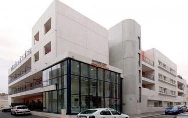 勒阿弗尔酒店公寓住宿:哈弗尔城市公寓
