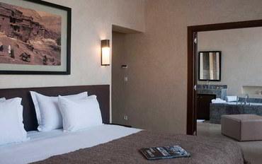 马拉喀什酒店公寓住宿:阿尔马登水疗别墅