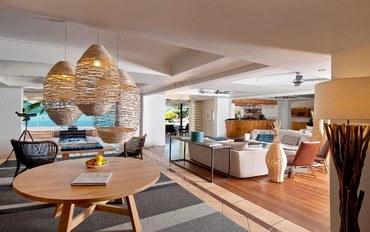 大堡礁酒店公寓住宿:汉密尔顿岛海滨俱乐部