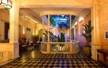 卡塔赫纳酒店公寓住宿:拉帕森精品旅馆
