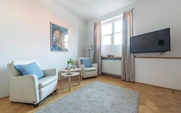华沙酒店公寓住宿:斯塔拉P&O公寓