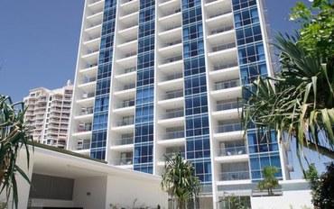 黄金海岸酒店公寓住宿:太平洋滨海度假村
