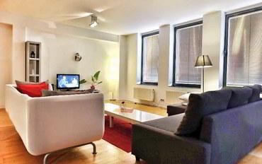 布鲁塞尔酒店公寓住宿:阁楼公寓