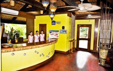 长滩岛酒店公寓住宿:长滩岛最佳西方热带度假村
