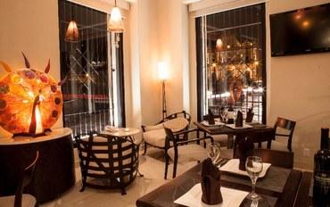 恰帕斯酒店公寓住宿:画廊广场精品设计旅馆