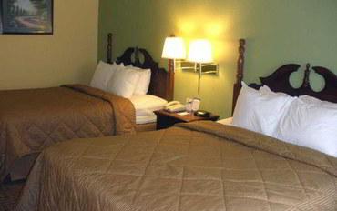 代顿(俄亥俄州)酒店公寓住宿:凯富套房