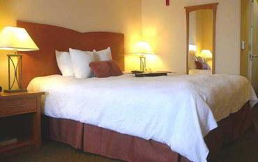 加州酒乡酒店公寓住宿:瓦卡维尔-纳帕谷汉普顿套房