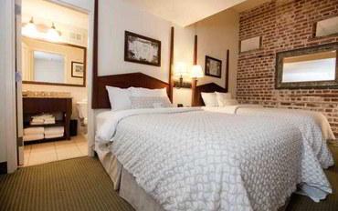 查尔斯顿(南卡罗来纳州)酒店公寓住宿:查尔斯顿合博套房
