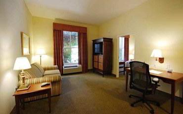 查尔斯顿(南卡罗来纳州)酒店公寓住宿:查尔斯顿/阿什利西欢朋套房