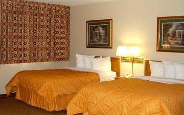 查塔努加酒店公寓住宿:美因斯特查塔努加套房