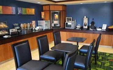 科罗拉多斯普林斯酒店公寓住宿:科罗拉多斯普林斯南费尔菲尔德套房