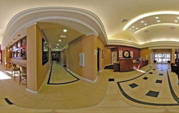 格林斯博罗酒店公寓住宿:格林斯博罗机场原住客栈