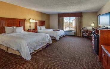 梅肯县酒店公寓住宿:梅肯I-75号公路北汉普顿套房