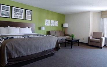 里士满(弗吉尼亚州)酒店公寓住宿:哈伯波恩特睡眠套房
