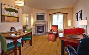 诺福克(弗吉尼亚州)酒店公寓住宿:纽波特纽斯机场原住客栈
