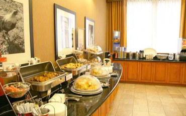匹茲堡酒店公寓住宿:匹兹堡市区汉普顿套房