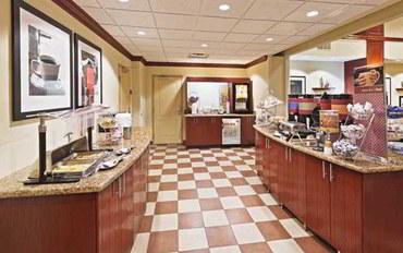 塔尔萨酒店公寓住宿:汉普顿奥瓦索塔尔萨北公寓