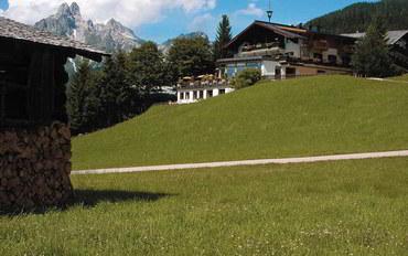 阿尔卑斯山(奥地利)酒店公寓住宿:上特劳恩高山之冠公寓