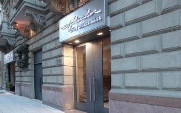 布宜诺斯艾利斯酒店公寓住宿:艾斯普兰德布宜诺斯艾利斯公寓