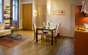 布拉格酒店公寓住宿:比利时马麦桑公寓