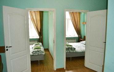 圣彼得堡酒店公寓住宿:威尔斯亲王小印度背包公寓
