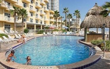 代托纳地区(佛罗里达州)酒店公寓住宿:海滨温泉度假胜地