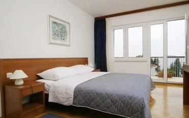斯普利特酒店公寓住宿:帕利亚公寓