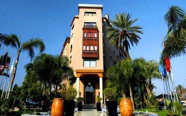 马拉喀什酒店公寓住宿:海范温泉水疗度假村