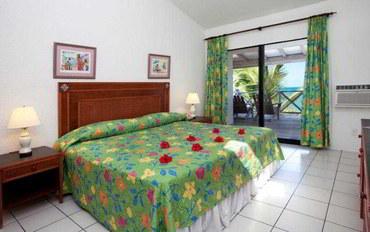 安堤瓜酒店公寓住宿:椰子海滩俱乐部