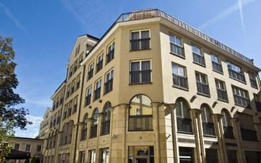 华沙酒店公寓住宿:华沙戴安娜马梅森住宅公寓