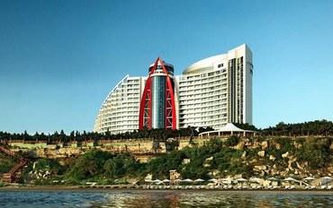 巴库酒店公寓住宿:朱美拉璧迦海滩度假村